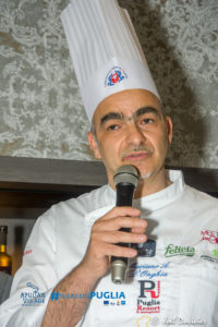 Chef. Mariano D'Onghia
